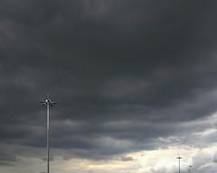 War of the Worlds (strachcall) Tags: ufo waroftheworlds scifi glowering sky glasgow dramatic thirdglance lightdark clouds