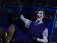 Laughter heals all (metaldriver89) Tags: mezco joker thejoker jokersunday mezcotoyz one12 one12collective clown darkknight thedarkknight returns thedarkknightreturns 30th anniversary exclusive walmart batmanvsuperman v vs superman mattel dc multiverse dcmultiverse dccollectibles cowl dark custom cloth cape customcape dcuc universe classics batmanunlimited legacy unlimited actionfigure action figures toys matteltoys new52 new 52 acba articulatedcomicbookart articulated comic book art movie dccomics gotham gothamcity actionfigures figure toyphotography toy people extremesets extreme sets