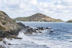 2017-04-26_07-54-23 Orient Beach St Martin (canavart) Tags: sxm stmartin stmaarten fwi orientbeach orientbay beach ocean waves tropical caribbean