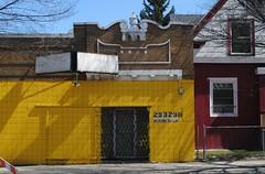 2532 W Fond Du Lac Ave. Milwaukee (Cragin Spring) Tags: midwest milwaukee milwaukeewi milwaukeewisconsin wisconsin wi urban unitedstatesofamerica unitedstates usa city building yellow house