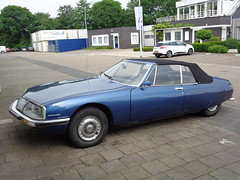 1973 Citroën SM Cabriolet (Skitmeister) Tags: convertible aiglon lejeune 82ya83 skitmeister carspot