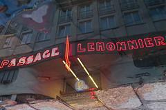 Passage Lemonnier (Liège 2017) (LiveFromLiege) Tags: liège liege luik lüttich liegi lieja wallonie belgique belgium passagelemonnier enseignelumineuse light piétonnier cobblestone europe city architecture visitezliège visitliege リエージュ льеж