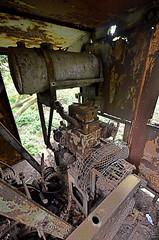 Abandoned crane (Peter M Garwood) Tags: suffolk abandoned decay priestleywood