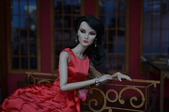 She looks like Camille Belcourt (Colibry Julia) Tags: fashion royalty fr2 elise jolie shadowhunters