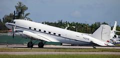 DC-3 | YV2119 | OPF | 20130908 (Wally.H) Tags: douglas dc3tp turbo dakota yv2119 opf kopf miami opalocka airport