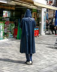 IMG_8884 (klepptomanie) Tags: klepper raincoat rainwear regenmantel hood kapuze boots gummistiefel wellies heels mack