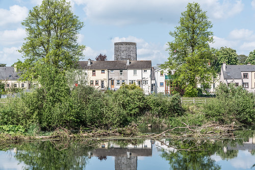 THE RIVER NORE CANAL WALK [KILKENNY CITY]-127685