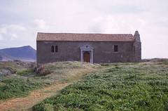 St. Sophia Byzantine church, Methoni Castle (demeeschter) Tags: greece peloponnes methoni castle fort venetian heritage historical archaeology church