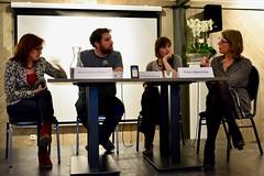 Debate about reporting on islam and the Middle East (Michiel2005) Tags: debat lucisdebat lucis universiteitleiden tuinzaal burcht leidenuniversity leiden nederland netherlands holland