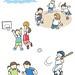 学習向け教材タッチサンプル(スポーツ)