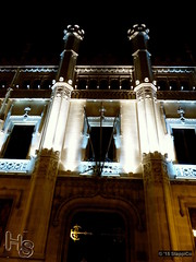 Mallorca '15 - Palma - 07 - am Abend 02 (Stappi70) Tags: urlaub spanien palmaindernacht palmademallorca palma nacht mallorca altehauser altegebäude abend e