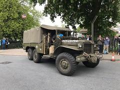 1942 Dodge 6x4 Truck ex US Army (Ian Press Photography) Tags: 1942 dodge 6x4 truck ex us army military ipswich suffolk felixstowe trucks lorry lorries