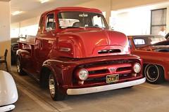 Shepherd Church 5th Annual Car Show (USautos98) Tags: 1953 ford c600 coe cabover truck hotrod streetrod custom