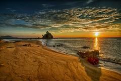 IMG_2886 ~ kembali (alongbc) Tags: kemasik kemaman kijal terengganu malaysia travel places trip sunrise beach cloud sky canon eos700d canoneos700d tamron tamronlens 10m24mm wideangle