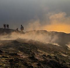 Sulphur (Robyn Hooz (away)) Tags: sulphur zolfo vulcano isola eolie mare sea tourists turisti biossido anidride dioxide