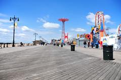 DSC_2353ConeyIslandBoardwalk (artsynancy) Tags: coneyisland brooklyn coneyislandbrooklyn spring amusement throwback urban seaside shore boardwalk carousel entertainment newyorkcity newyork brooklynnewyork