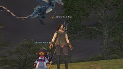 My New Trust - Star Sibyl (Gypsy Mortisha) Tags: ffxi final fantasy 11 eleven dragoon drg wyvern trusts 15th 15 anniversary jeuno san doria sandy maat