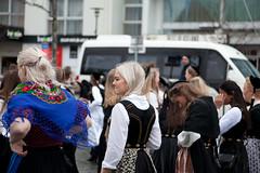 dancers (robert.jurjevic) Tags: reykjavík iceland girls girl unspoiled wild crying land dance austurvöllur