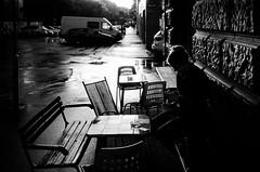 after the rain (gato-gato-gato) Tags: ch contax contaxt2 iso400 ilford ls600 noritsu noritsuls600 schweiz strasse street streetphotographer streetphotography streettogs suisse svizzera switzerland t2 zueri zuerich zurigo z¸rich analog analogphotography believeinfilm film filmisnotdead filmphotography flickr gatogatogato gatogatogatoch homedeveloped pointandshoot streetphoto streetpic tobiasgaulkech wwwgatogatogatoch zürich black white schwarz weiss bw blanco negro monochrom monochrome blanc noir strase onthestreets mensch person human pedestrian fussgänger fusgänger passant sviss zwitserland isviçre zurich autofocus