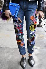 2 (inesabachurina) Tags: streetstyle aplique jeans
