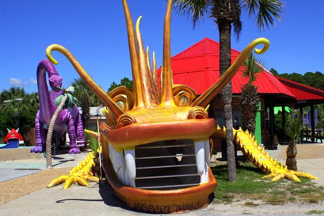 Goofy Golf - Panama City Beach, FL