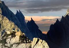 La cripta dei cappuccini (art & mountains) Tags: alpi alps granito roccia punte creste erosione forme natura silenzio contemplazione spazio energia equilibrio mente hiking climbing aderenza vision dream spirit