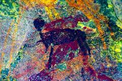 DSC05217 - BONGANI Spot 2_lds (HerryB) Tags: 2017 southafrica afrique afrika sar sonyalpha77 sonyalpha99 tamron alpha bechen fotos photos photography sony herryb mpumalanga rockart rockpaintings peintres rupestres san zeichnungen höhlenmalerei paintings bushmen buschmänner dstretch harman jon jonharman enhance falschfarben restauration bongani lodge mountain bonganimountainlodge spot2