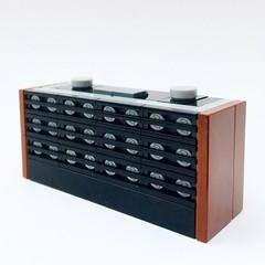 Classic Radio (Adeel Zubair) Tags: lego roberts classic radio vintage portable design product