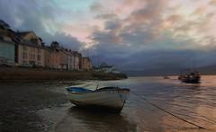 Our Al (plot19) Tags: now aberdovey aberdfyi wales west morning seascape sea seaside seaport britain british boat boats uk sunrise sunset plot19 photography sky