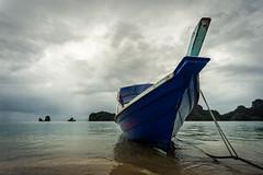 Bow (Mopple Labalaine) Tags: bow bug langkawi malaysia boat trip mangrove tourist beach clouds tamron adaptall tamronsp17mmf35