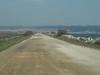 the dirt road (Nikos Karatolos) Tags: kalochori thessaloniki delta axiou greece mussel houses abandoned samyang 50mm f12
