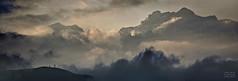(Jose Antonio. 62) Tags: spain españa cantabria liébana picosdeeuropa nubes clouds peaks picos mountains montañas cross cruz