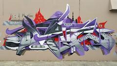 DVATE... (colourourcity) Tags: streetart streetartaustralia streetartnow graffiti graffitimelbourne melbourne burncity awesome colourourcity burner bunsenburner bigburners dvate dv8 dv8te adn mdr sdm f1