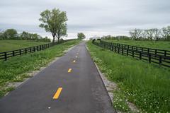 Trail now in Scott County (Boyd Shearer) Tags: lexington kentucky unitedstates us