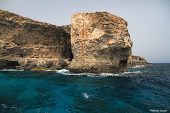 IMG_9784 (alberto.gentile89) Tags: wind cliffs malta holidays me canon eos 7d polarizing sea seascape nature hoya colors spring travel