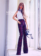 Illusive (Michaela Unbehau Photography) Tags: 2 min · integrity toys fr16 itbe illusive blouse elenpriv clothes patterns for fashion royalty pants shantommo couture fr 16 michaela unbehau fashiondoll doll dolls toy photography mannequin model mode puppe fotografie
