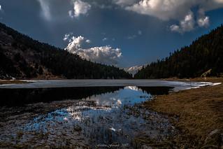 Miroir des Alpes