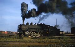 First Chuff: Northern Pacific Railway T Class Prairie 2419 at Duluth, Minnesota (Twin Ports Rail History) Tags: twin ports rail history by jeff lemke np northern pacific railway steam locomotive t class prairie 262 rices point duluth minnesota