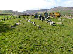 P1090966 Cashel yn Ard, Isle of Man (1) (archaeologist_d) Tags: isleofman chamberedtomb neolithic 2000bc fabulous cashelynard archaeologicalruin archaeologicalsite
