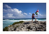 IMG_7885 (Carlos M.C.) Tags: cozumel playa isala mar barco rocas agua azui muelle bandera laura hut ventas hamacas shack atardecer amanecer