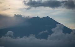 My love III (Vagabundina) Tags: volcano fog mist clouds sunset goldenhour sky nature dream landscape scenery atmosphere mood ambience nikon nikond5300 dsrl indonesia java asia