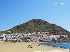 Almería. San José01 (ferlomu) Tags: almeria andalucia ferlomu mar pueblo sanjose