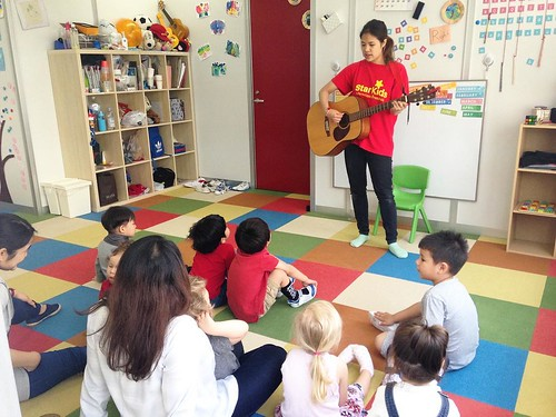 Morning circle time at Star Kids International Preschool, Tokyo. #starkids #international #preschool #school #children #kids #kinder #kindergarten #daycare #fun #shibakoen #minatoku #tokyo #japan #instakids #instagood #twitter #子供 #幼稚園 #保育園 #スターキッズ #インターナ