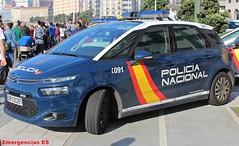Policía Local A Coruña (emergenciases) Tags: policíanacional cuerponacionaldepolicía cnp z vehículo policía acoruña galicia 112 091 emergencias rescate citroen