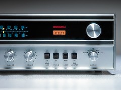 The Fisher 202 Stereo Receiver - Stereobeam me up! (oldsansui) Tags: 1970 1971 1970s seventies audio classic fisher stereo thefisher receiver amp retro vintage old radio sound hifi design music averyfisher futura analog 70erjahre elac audiophile