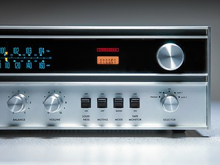 The Fisher 202 Stereo Receiver - Stereobeam me up!