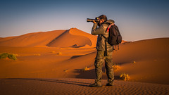 Light hunter II (Ettore Trevisiol) Tags: ettore trevisiol nikon d7200 d300 sigma 10 20 nikkor 18 70 55 200 morocco marocco photographer zoom sahara landscape panorama dune dunes sand