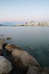 II Ral.li Fotogràfic Villa de Altea - Amanecer (lagunadani) Tags: amanecer sunrise altea paisaje playa mar mediterraneo rompeolas largaexposición alicante sonya7 pueblo españa