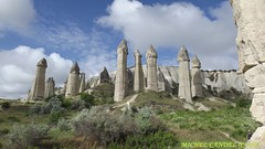 Goreme canyon - Cappadoce - TURQUIE (michel-candel) Tags: goreme canyon cappadoce turquie