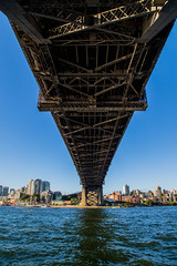 Sydney, Australia - April 7, 2017: Harbour bridge (AlfonsoFD) Tags: australia canon harbourbridge 2017 sydney bridge water nsw dawespoint newsouthwales au
